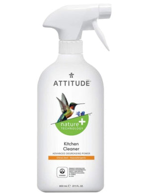 Attitude  Kitchen Cleaner, 800 ml
