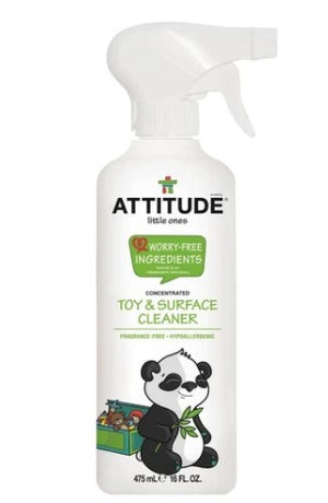 Attitude Toy & Surface Cleaner little ones, 475 ml