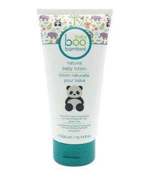 Boo Bamboo Baby Boo Natural Lotion, 300 ml