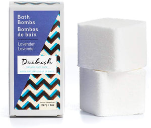 Duckish Naturals Bath Bombs, 2 Units