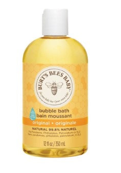 Burt's Bees Baby Bee Bubble Bath, 350 ml