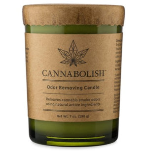 Cannabolish  Odor Removing Candle, 7 oz