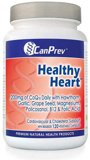 CanPrev Healthy Heart , 120 vegicaps