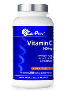 CanPrev Vitamin C, 240 Vegicaps