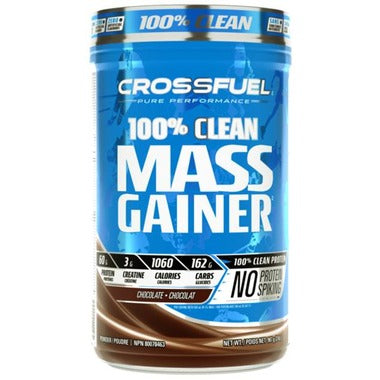 Crossfuel CF Mass Gainer Chocolate, 907 g