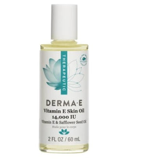 DERMA E Vitamin E Oil 14,000 I.U., 60 ml