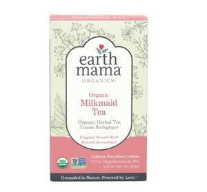 Earth Mama Organic Milkmaid Tea, 16 bags