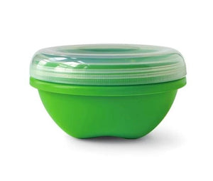 Preserve By Recycline Food storage - Small (Round-Apple Green)