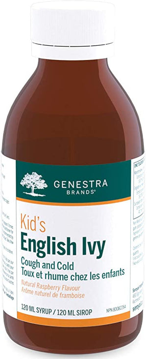 Genestra Brands Kids English Ivy Cough & Cold, 120 ml