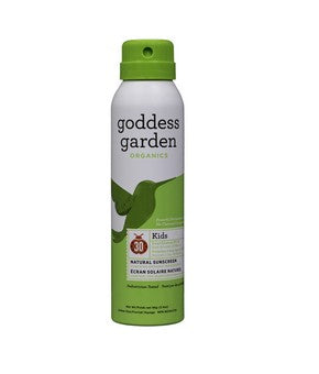 Goddess Garden Continuous Spray Kids SPF30, 177 ml
