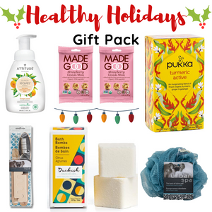Healthy Holidays Gift Pack