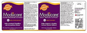 Ingredients Moducare Moducare Kid's Grape chews, 60 Chews