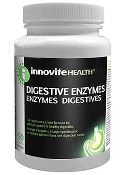 Innovite Digestive Enzymes, 90 caps