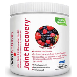 Alora Naturals Joint Recovery Fruit Punch, 180 g