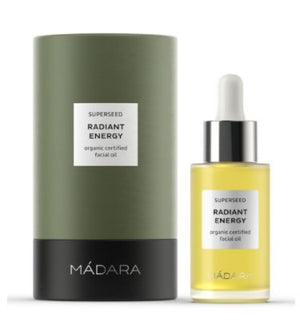 True Natural Madara SUPERSEED Radiant Energy Facial Oil, For Skin 25+, 30 ml