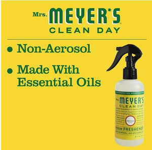 Mrs. Meyer's Clean Day Room Spray - Honeysuckle, 236 ml