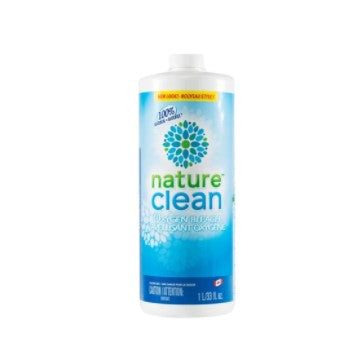 Nature Clean Oxygen Liquid Bleach-Chlorine Free, 1 L