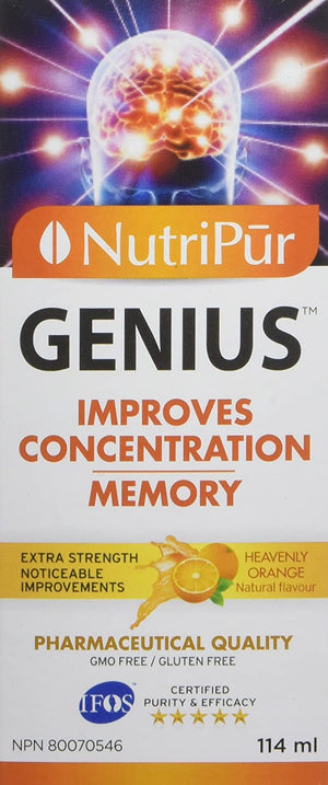 Nutripur Genius Adult, 114 ml
