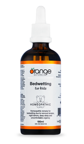Orange Naturals Bedwetting (Kids) Homeopathic Liquid, 100 ml