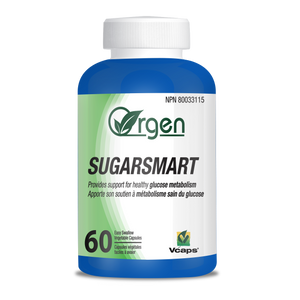 Orgen Sugar Smart Vegetable Capsules