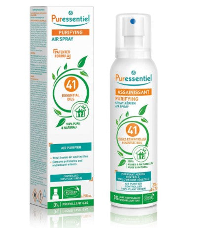 Puressentiel  Purifying Air Spray with 41 E.Oils, 75 ml