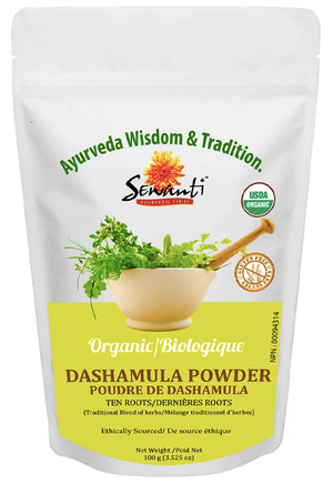 Sewanti Organic Dashamula Powder