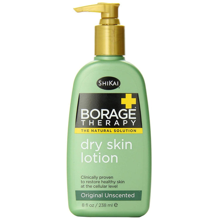 Shikai Borage Dry Skin Adult Lotion, 238 ml