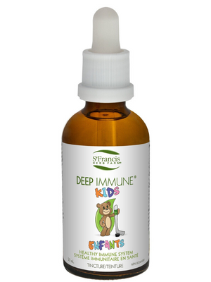 St. Francis Herb Farm Deep Immune For Kids, 50 mL