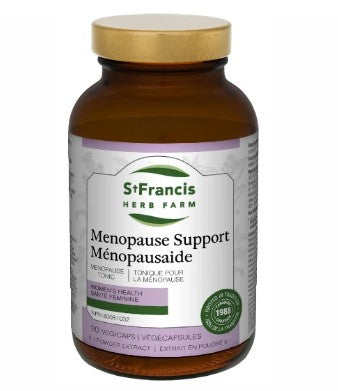 St. Francis Herb Farm Menopause Support, 90 caps