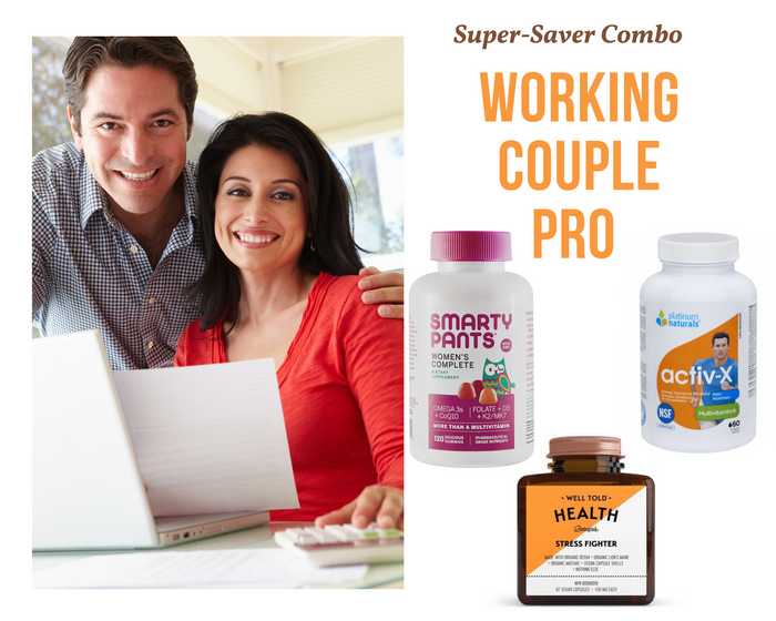 Working Couple PRO Supersaver Combo