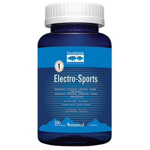 Trace Minerals Research Electro-Sports Tablets