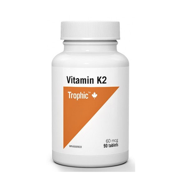 Trophic Vitamin K2, 90 Tabs