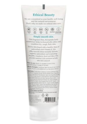 DERMA E  Vitamin E Fragrance Free Shea Lotion, 227 g