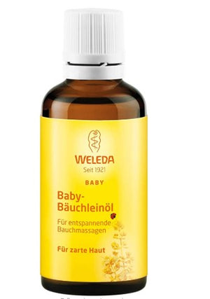 Weleda Baby Tummy Oil, 50 ml