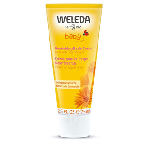 Weleda Nourishing Body Cream, 75 ml