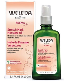Weleda Stretch Mark Massage Oil, 100 ml