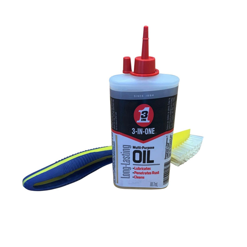 SRC Barbell Maintenance Kit