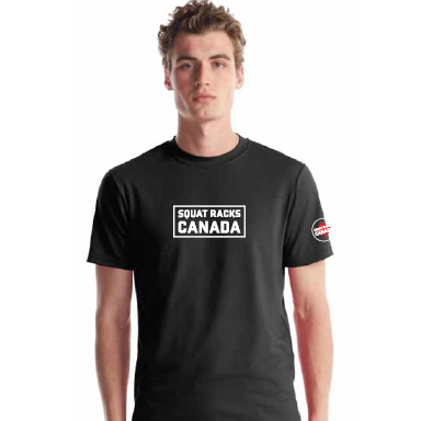 Squat Racks Canada T-Shirt
