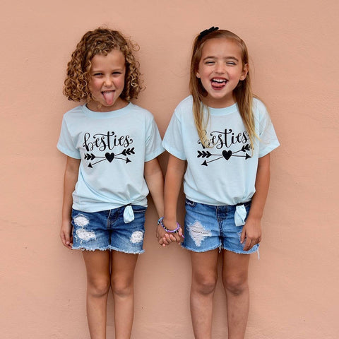 Besties Shirts for Girls
