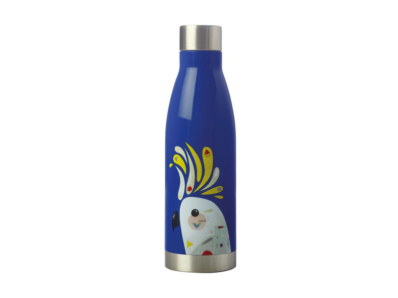 MW Pete Cromer Double Wall Insulated Bottle 500ml Cockatoo JR0009