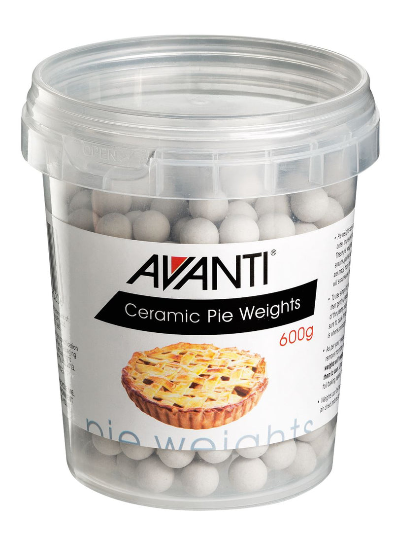Avanti Ceramic Pie Weights 600g Tub16523