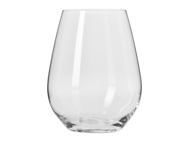 KR Harmony Stemless Wine Glass 400ml 6pc Gift Boxed KR0267 RRP $49.95