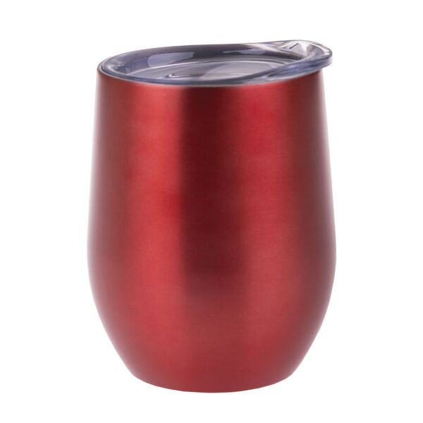 Oasis S/S Double Wall Insulated Wine Tumbler 330ml Ruby 8898RY