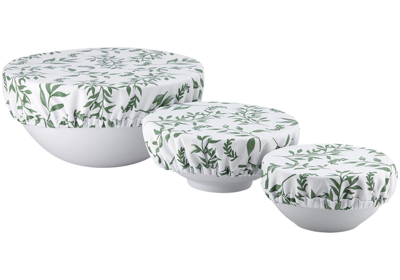Grown Ivy 3pk Stretch Bowl Covers