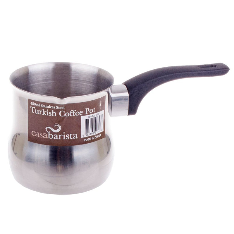 TURKISH COFFEE POT 450ML 2347