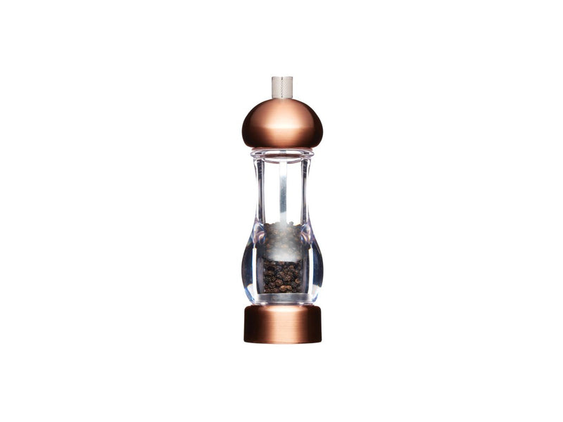 MC Capstan Pepper Mill 19cm Copper Filled HK1571