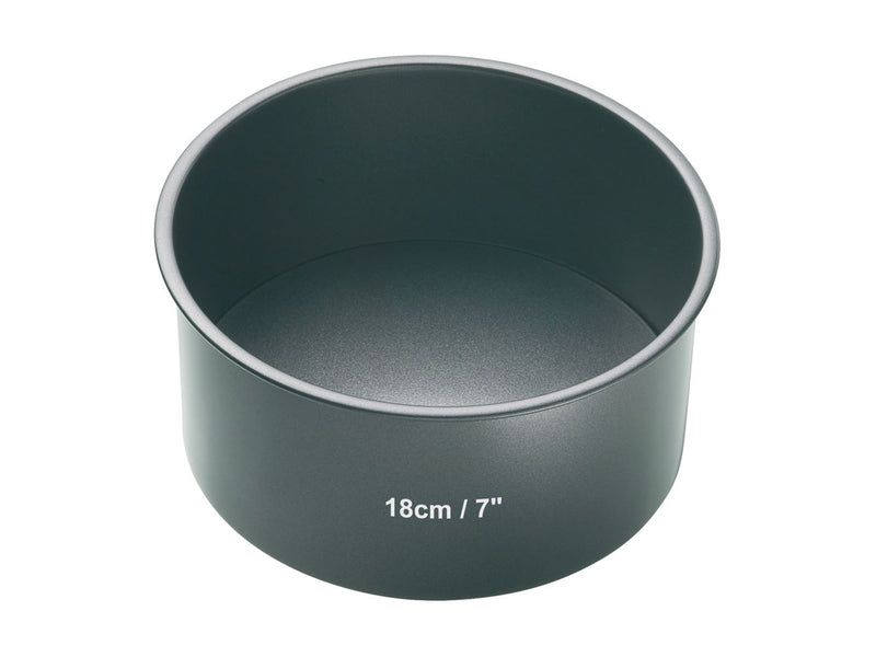 MC Heavy Base Loose Base Round Deep Cake Pan 18cm HK0153