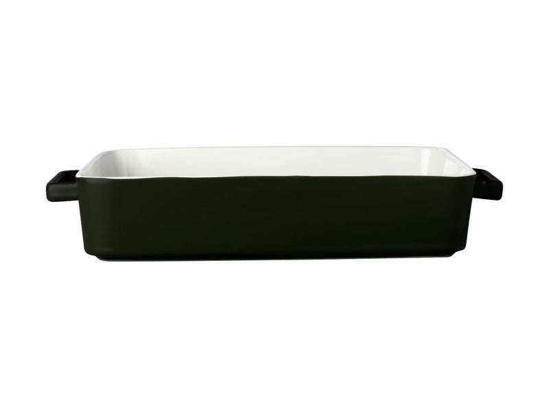 MW Epicurious Lasagne Dish 36x24.5x7.5cm Black Gift Boxed AW0270
