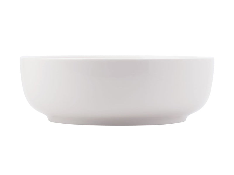 MW White Basics Contemporary Serving Bowl 30x9.5cm Gift Boxed AY0363