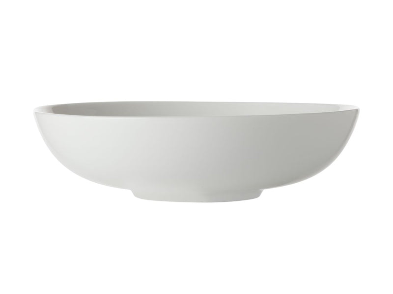 MW White Basics Coupe Bowl Shallow 18.5cm FX0122